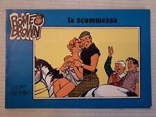 Romeo Brown di Jim Holdaway n.54 La scommessa tiratura limitatissima