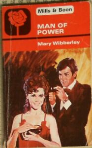Man-Of-Power-Webber-Meredith-Wibberley-Mary-Very-Good-Book