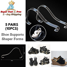 Shoe Inserts Display Shoes Shop Stand Sandal Shaper Supports Men Women 10 Pack