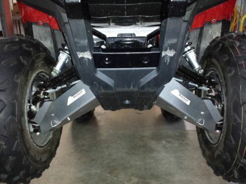 Honda Rancher 420 Straight Axle 14-19 Stik-Gards Front Stick Guards-CV Boot