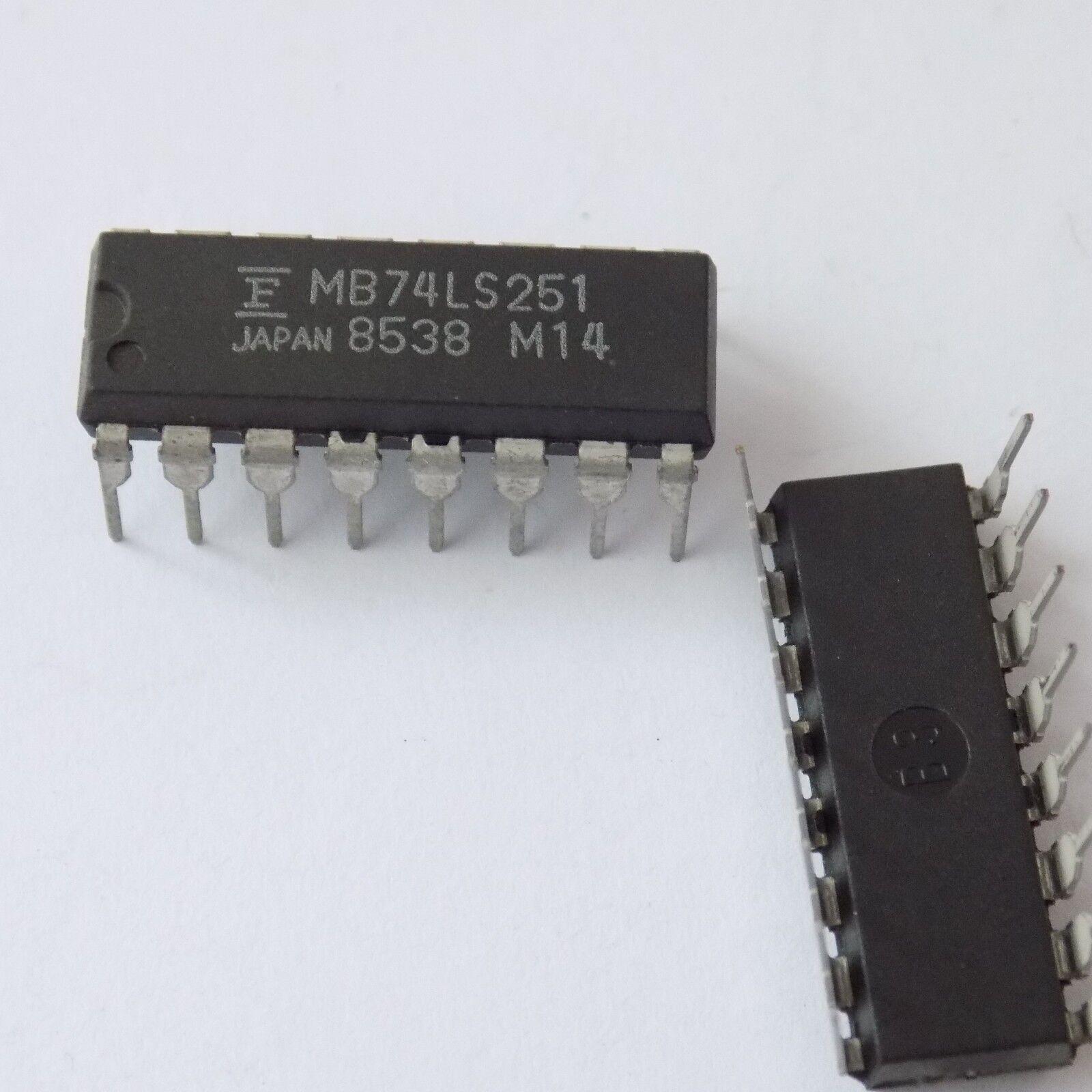 Fujitsu MB74LS374