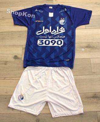 Esteghlal TÉHÉRAN IRAN Jersey Uhlsport Official Authentic