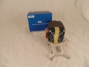 AVC-Z7U740C-For-LGA775-CPU-Heat-Sink-and-Cooling-Fan-NEW-55-3
