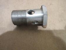 Ferrari 348 355 Banjo Bolt For Oil Pipe To Engine Pn 129809