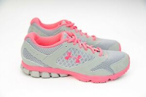 Womens-Under-Armour-W-Assert-II-NM-Running-Shoe-Size-8-1246518-035-Stealth-Grey
