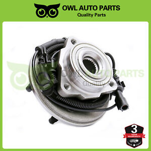 1PC-Front-Wheel-Bearing-amp-Hub-For-2006-2010-Ford-Explorer-Mercury-W-ABS-515078