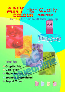 20-Sheets-260g-A4-Glossy-photo-paper-for-inkjet-printer-use