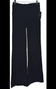 RALPH LAUREN Women s Black Pull On Flare Pants Size Small New ... 22e2f5ed9792