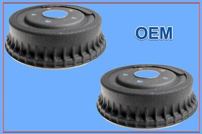 Set 2 Rear Brake Drums AcDelco Pro 5 Lug L /& R For Toyota Celica Corolla Prius