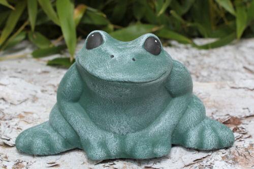 Pietra Personaggio rana RANE da Giardino Figura Animale Figura Gartendeko pietra colata gelo fisso
