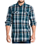 Bass /& Co Details about  /G.H 3XL Shirt L//S  Heavy Weight Cotton Mountain Twill  Msrp $74.
