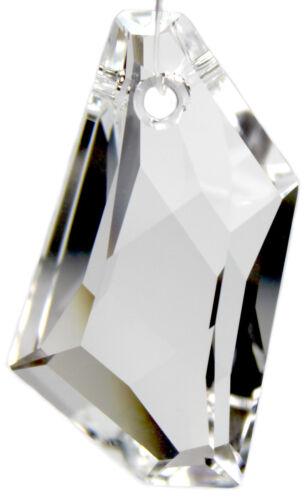 Kristall Glaspendel Anhänger für Kette De-Art 50mm Original Swarovski Kristalle