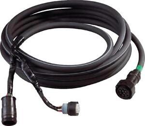 yamaha outboard 20ft 10 pin main wiring harness 688 8258a 60 00 rh ebay com