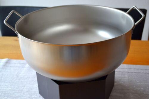 Oxnfeia ® réchaud pour gulaschtopf dessous de verre pour bol Edelstahltopf