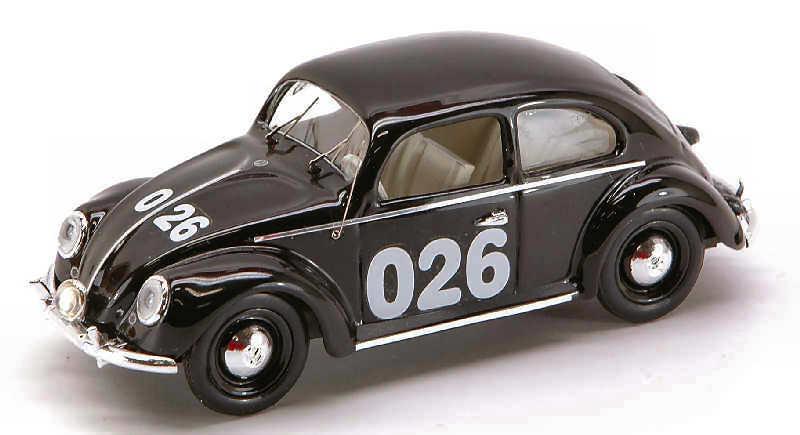 Volkswagen VW 1200  026 Mille Miglia 1953 1 43 Model RIO4207 RIO