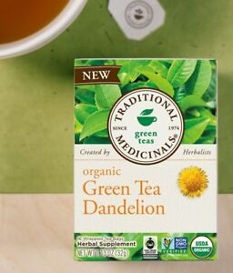 Traditional-Medicinals-Green-Tea-Dandelion-organic-tea