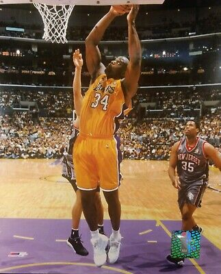 Size: 8 x 10 Shaquille ONeal Los Angeles Lakers Action Photo