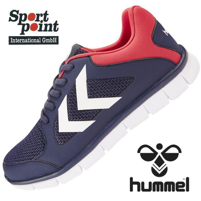 Hummel Effectus Fit Sport Lifestyle & Freizeitschuhe Evening Blau Gr. 39 Neu Ovp  | Moderne und stilvolle Mode