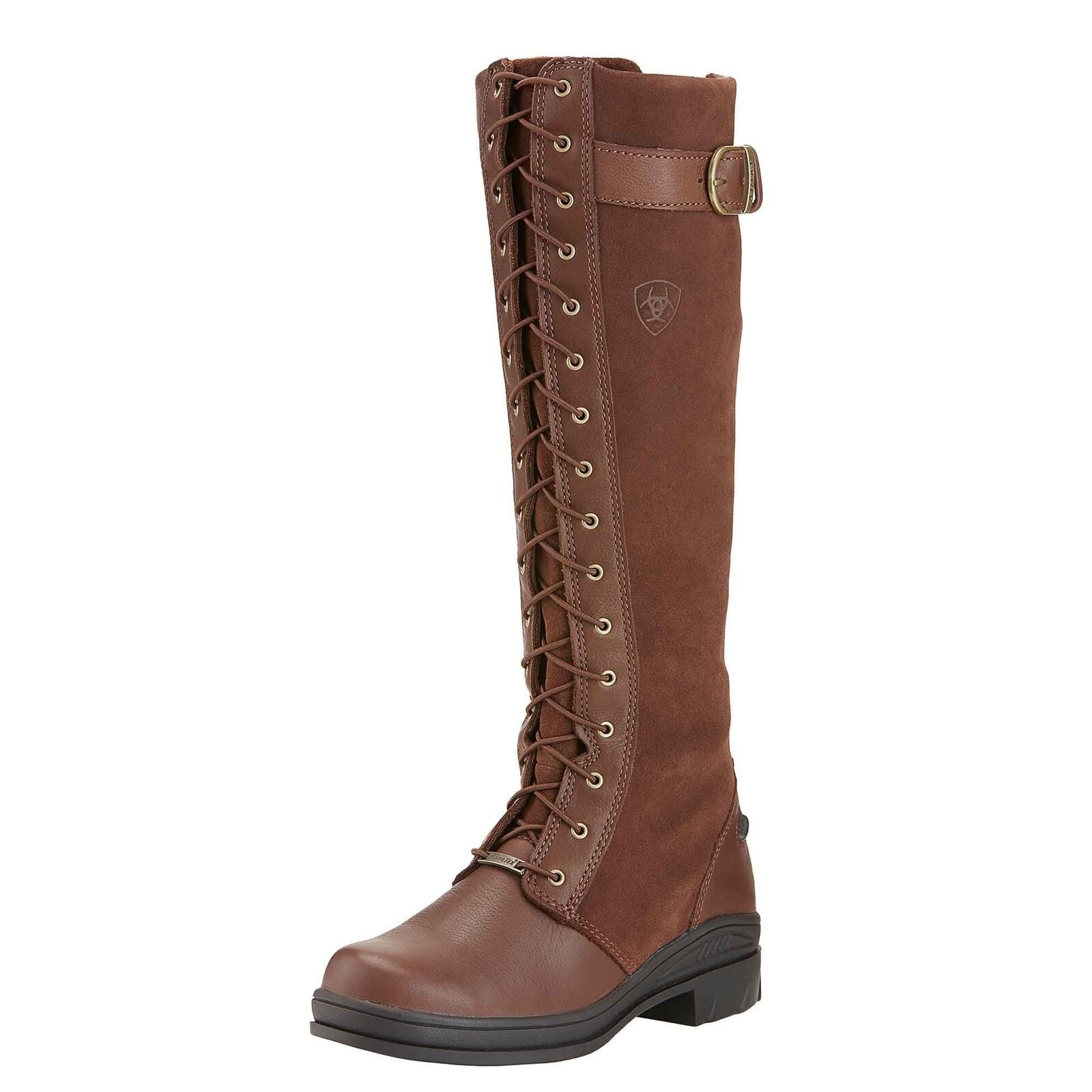 Ariat Coniston Waterproof Insulated Boots Chocolate UK EU SIZES
