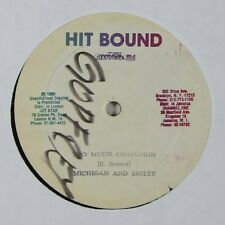 "Michigan and Smiley ""Too Much Confusion"" Reggae 12"" Hit Bound mp3"