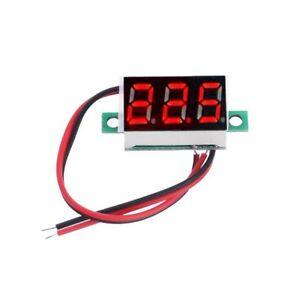 0-36-034-Digital-Voltmeter-DC-4-5-30V-2-Wires-Red-LED-Display-Panel-Voltage-Meter
