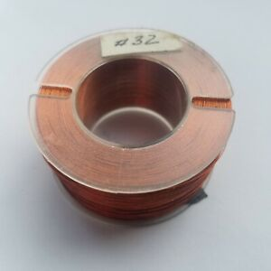 Enameled-Copper-Magnet-Wire-32-AWG-4-25oz-Spool