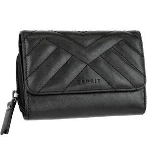 ESPRIT-Damen-Geldboerse-Portemonnaie-Geldtasche-Geldbeutel-Brieftasche-Boerse-NEU