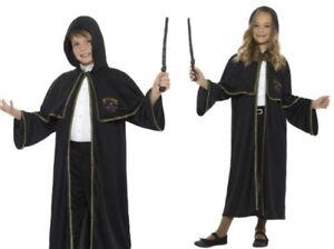 Caricamento dell immagine in corso Mago-Mantello-Harry-Potter-Mantella- Costume-Bambini-Halloween- f3d4951227ca