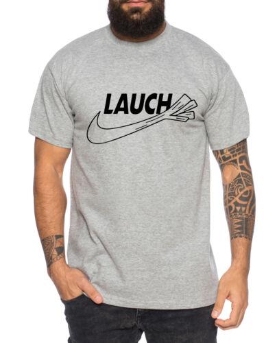Lauch Herren T-Shirt Cooles lustiges Fun-Shirt
