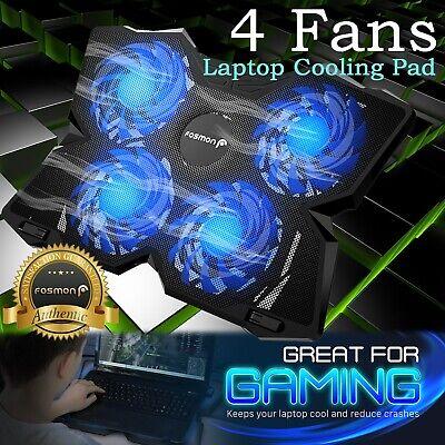 "NEW Targus Laptop Chill Mat Cooling Pad Dual Fan USB Upto 15.4/"" PC Mac Netbook"