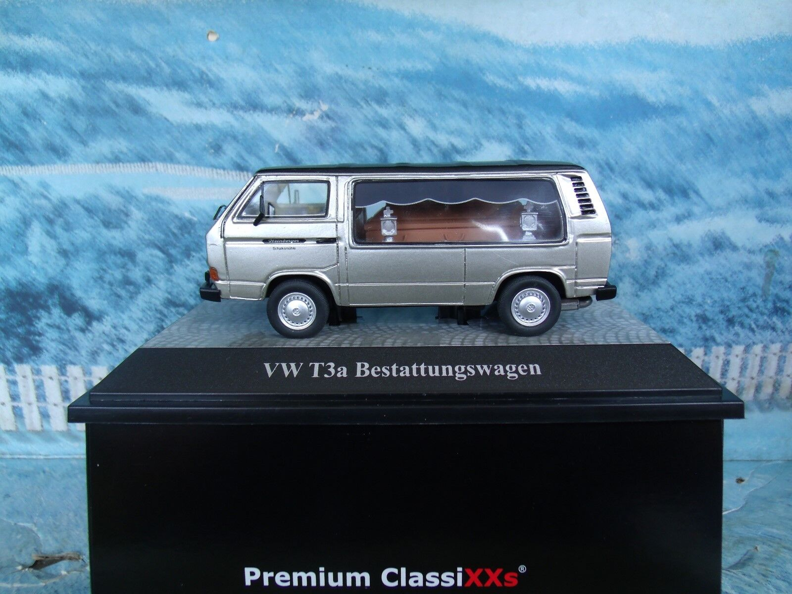1:43 PREMIUM CLASSIXXS (Alemania) VW T3a Caja Wagon