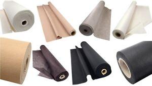 Corovin-DIPRYL-Feutre-Batiste-Coton-Recouvert-de-plate-forme-Doublure-Base-Tissu