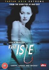 DVD:THE ISLE - NEW Region 2 UK