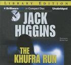 The Khufra Run by Jack Higgins (CD-Audio, 2012)