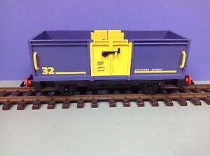 K198-playmobil-wagon-pour-train-RC-ou-LGB-rail-laiton-ref-4114-4117-4110-5258