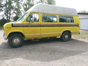 Handycap Van