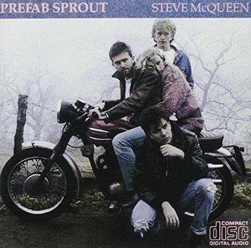 Prefab Sprout Steve McQueen (1985)  [CD]