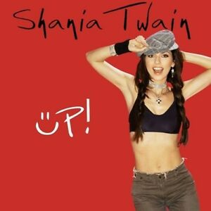Shania Twain Up New Vinyl Colored Vinyl Red Ebay