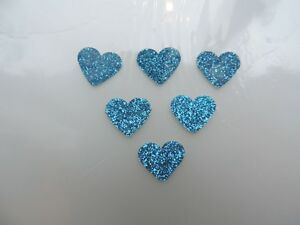 25 GLITTERY TURQUOISE LOVE HEARTS Peel amp Stick Peel Off039s Extra Large 48 x 34 mm - <span itemprop=availableAtOrFrom>Norwich, Norfolk, United Kingdom</span> - 25 GLITTERY TURQUOISE LOVE HEARTS Peel amp Stick Peel Off039s Extra Large 48 x 34 mm - Norwich, Norfolk, United Kingdom
