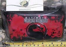 CUSTODIA BORSA CONSOLE CASE BAG COVER GIOCO ULTIMATE MORTAL KOMBAT FIGHTER GAME