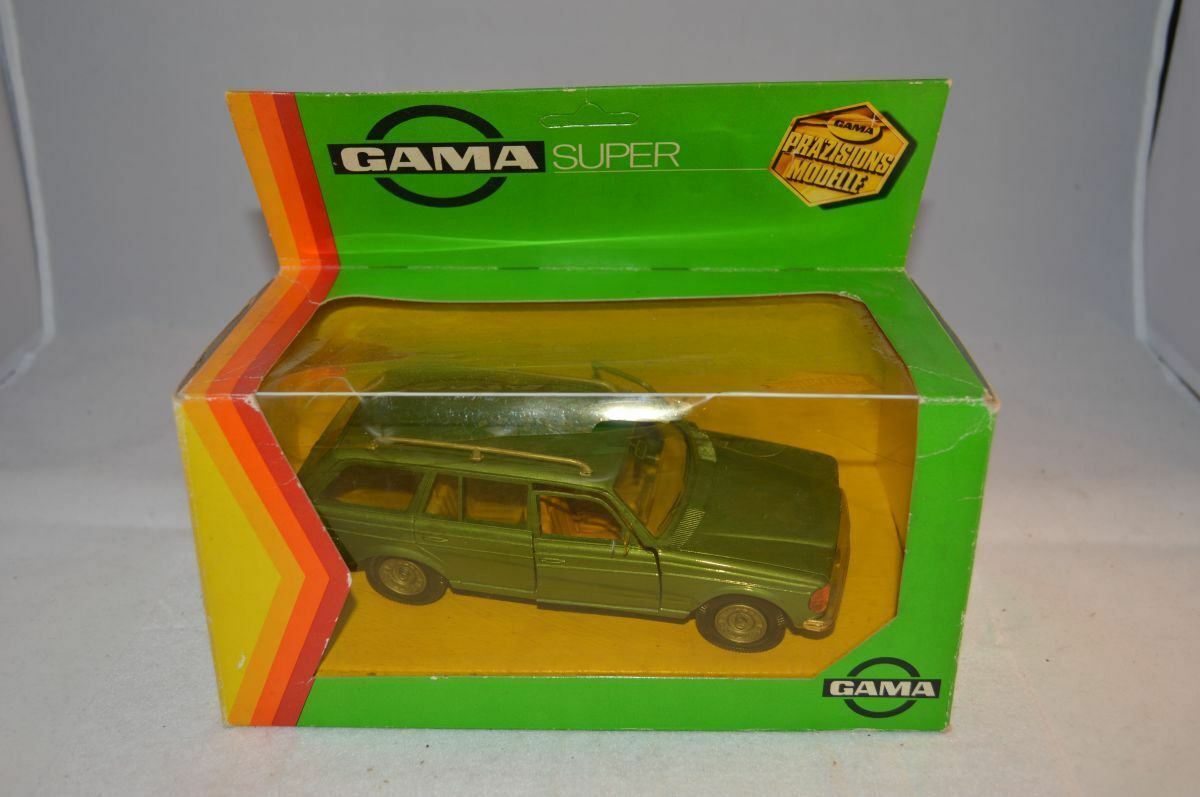 Gama Super Mercedes Benz 300TD Turbo-Diesel mint in box  mit OVP top zustand  pas de minimum