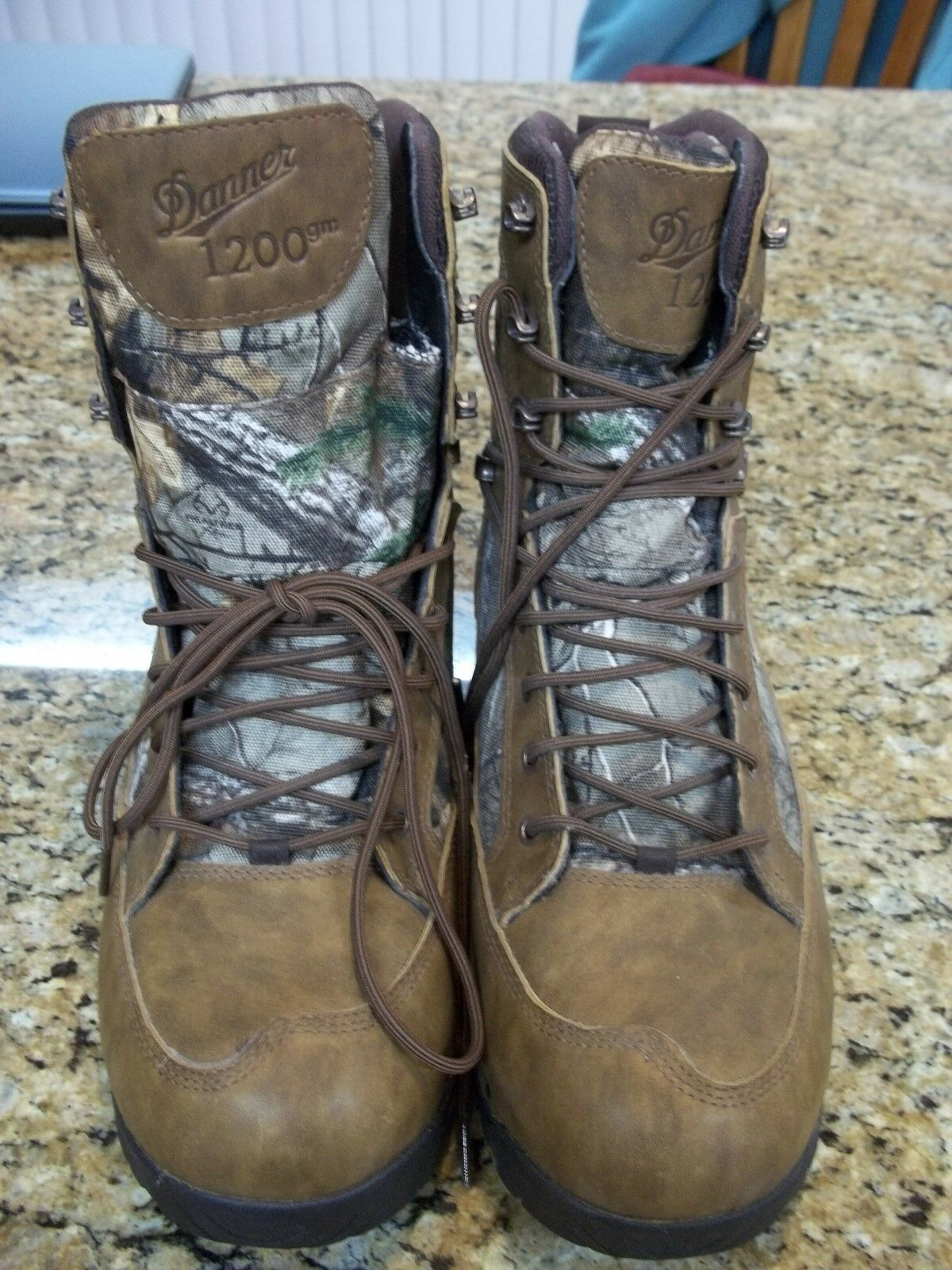 Danner Pronghorn 8  Realtree Xtra 1200G 45017 Gortex Size 9D NEW