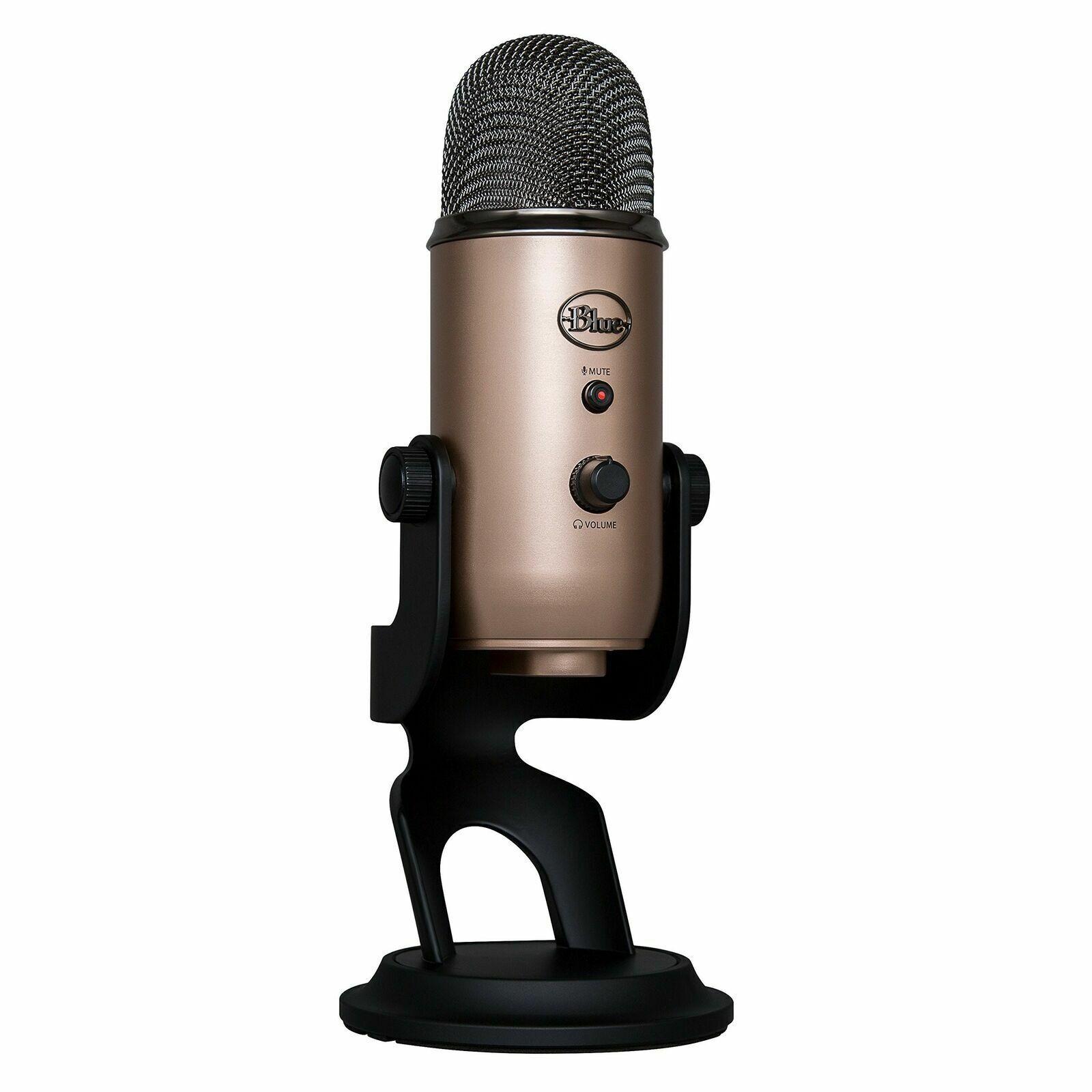 Blaue Mikrofone Yeti USB Mikrofon - Aztec Kupfermikrofon