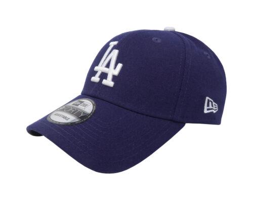 NEW ERA 9Forty Los Angeles Dodgers MXS Royal Blue White Strapback Cap Men Hat