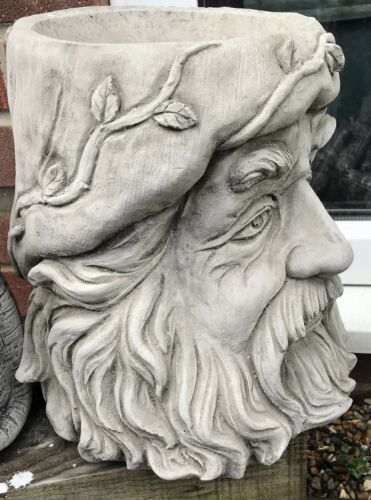 Latex Mould for making This Stunning Unusual Wizard Flower Pot Stand