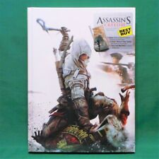 in's Creed III Best Buy Collector's Edition Strategy Guide on