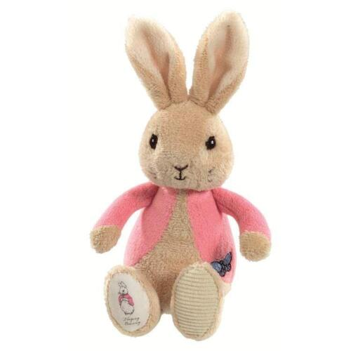 Peter Rabbit Beatrix Potter Baby Gift FAST DISPATCH Flopsy Bunny Bean Rattle
