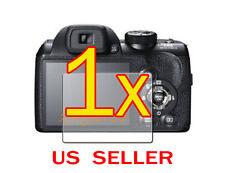 1x Fujifilm FinePix S4300 S4200 Clear LCD Screen Protector Guard Shield Film