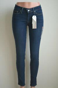 Levi-039-s-711-Skinny-Jeans-City-Blues-NWT-Style-188810196