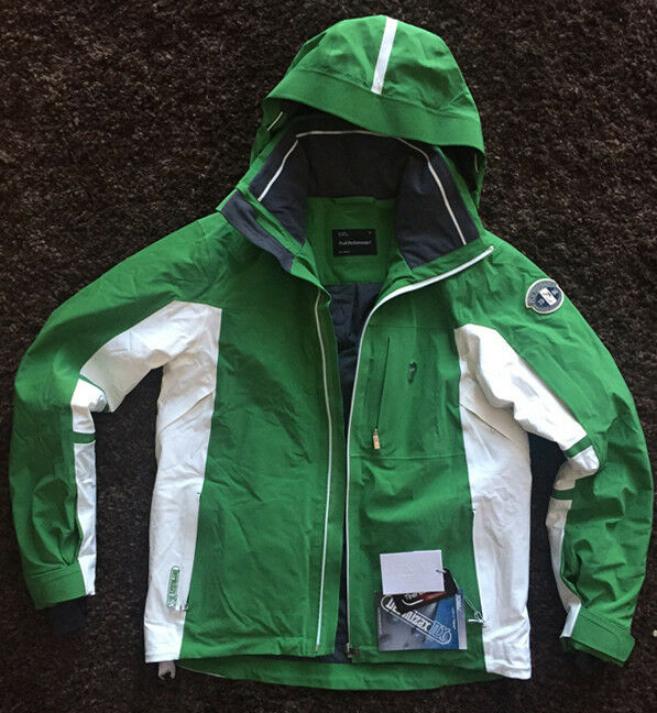 PEAK PERFORMANCE NEW  SKI SNOWBOARD Jacket Mens Unisex  New w  Tags  retail  699